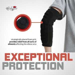 Bodyprox Elbow Protection Pads-3