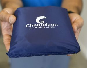 Chameleon Inflatable Backpacking Mattress