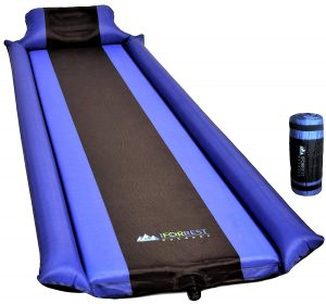 IFORREST Sleeping Pad with Armrest & Pillow