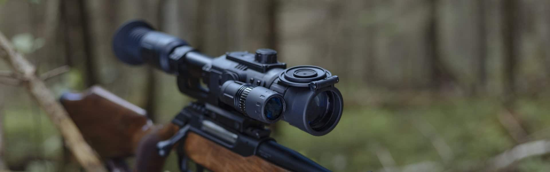 Best Night Vision Scopes Under $1000 Reviewed in Detail