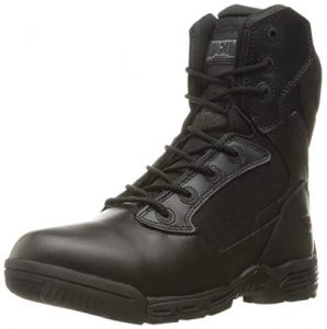 Magnum Women's Stealth Force Side Zip Military & Tactical Boot