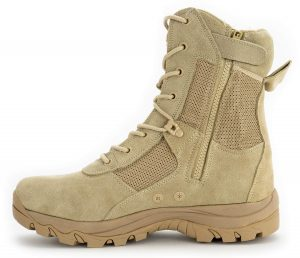 Ryno Gear Tactical Combat Boots with Coolmax Lining-2