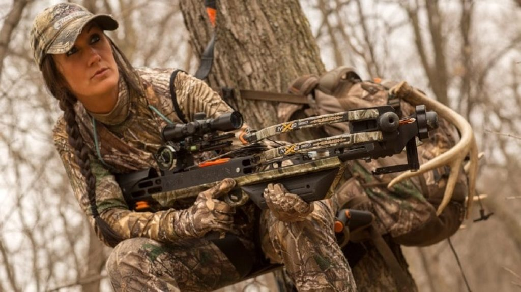 4 Lightweight Crossbows for Women - Accurate Results with Easier Draw