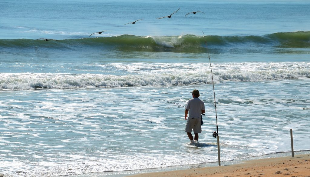 surf fishing rod guide