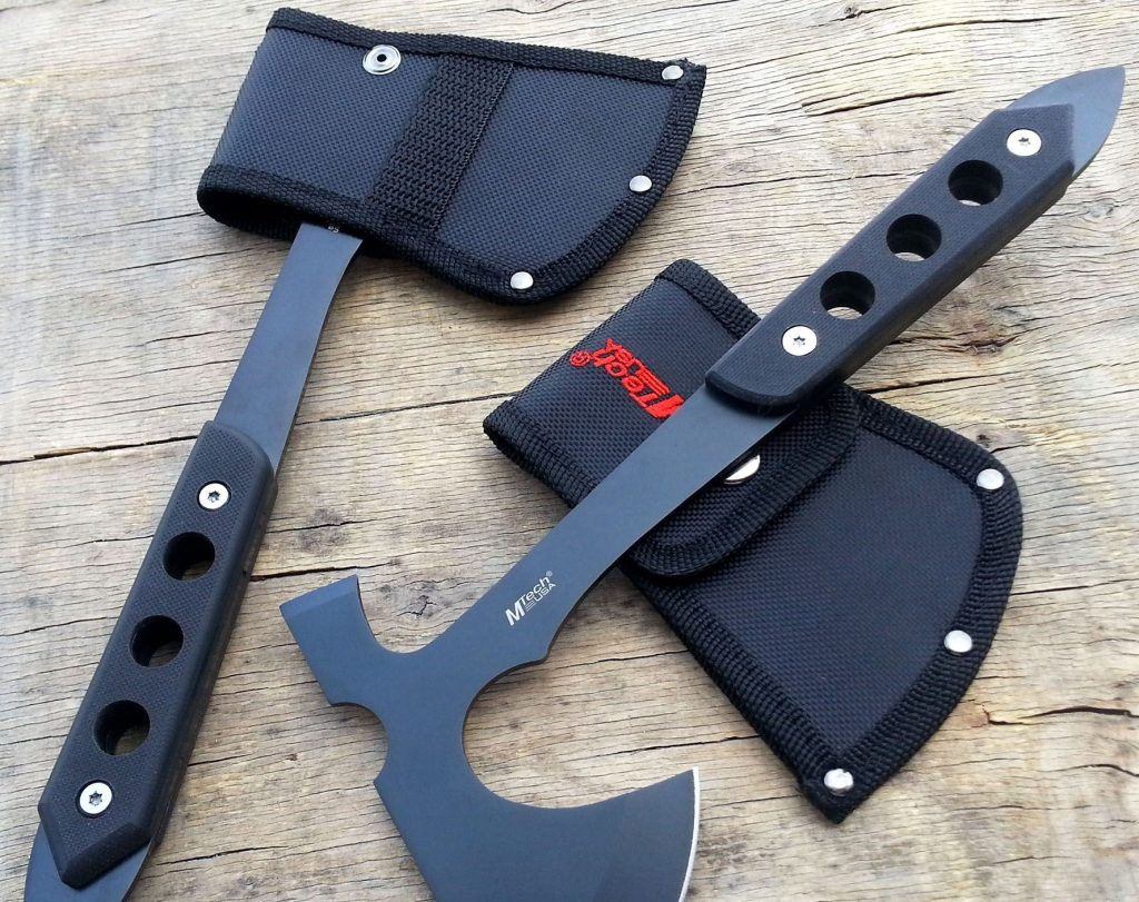 5 Best Throwing Tomahawks, Axes and Hatchets - Balanced Weapon for Sports and Camping