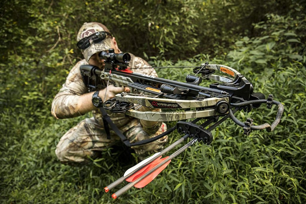 Crossbow power stroke