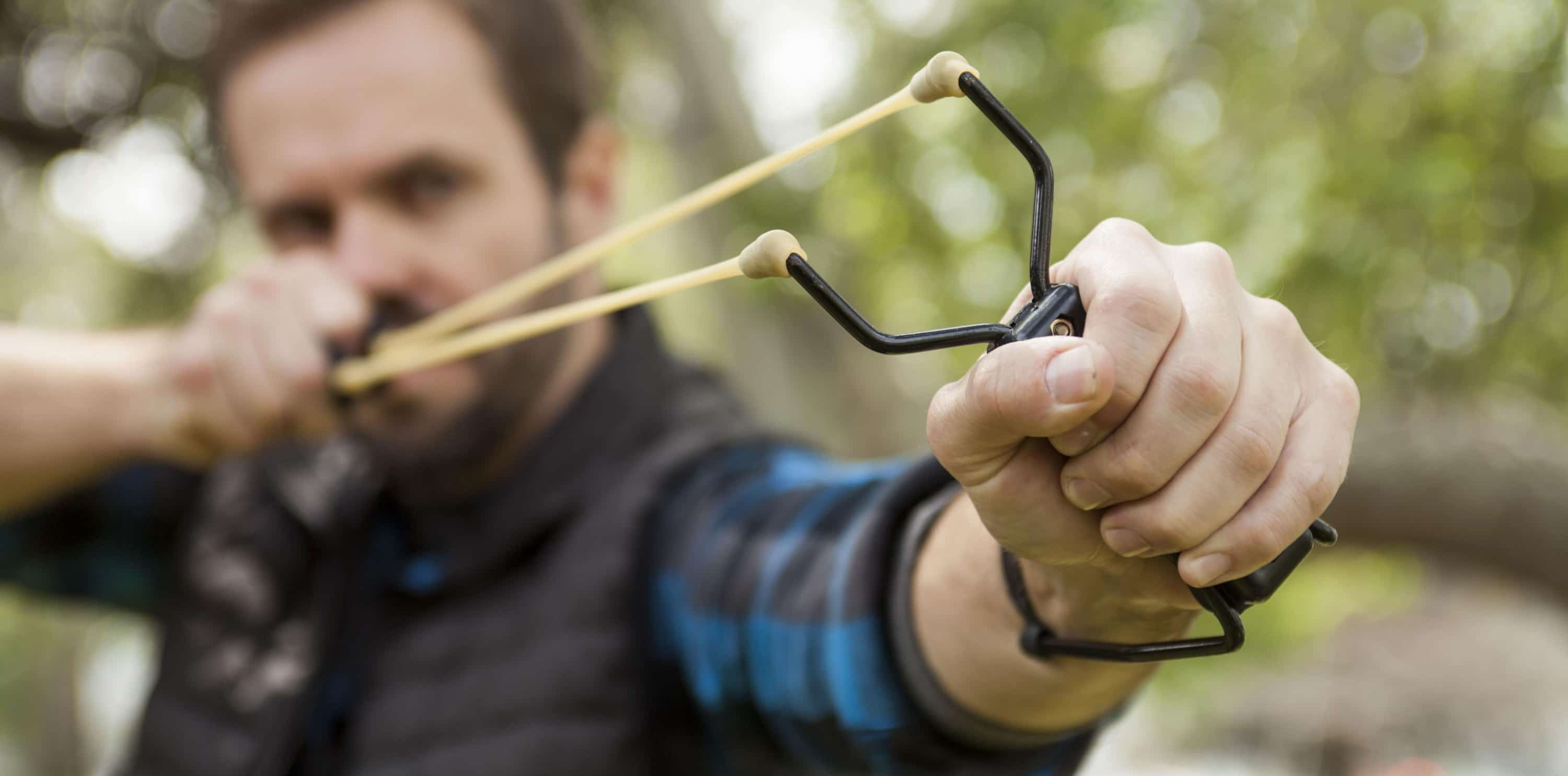 Best Hunting Slingshots Reviewed in Detail