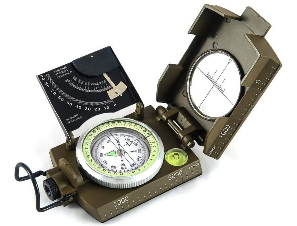 8 Best Compasses for Hiking - Always Keeping You on the Track!