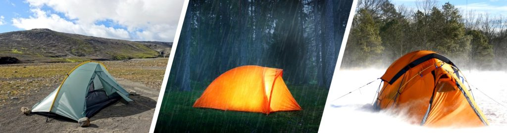 8 Best Cold Weather Tents - Prepare For Cold Winter Nights!