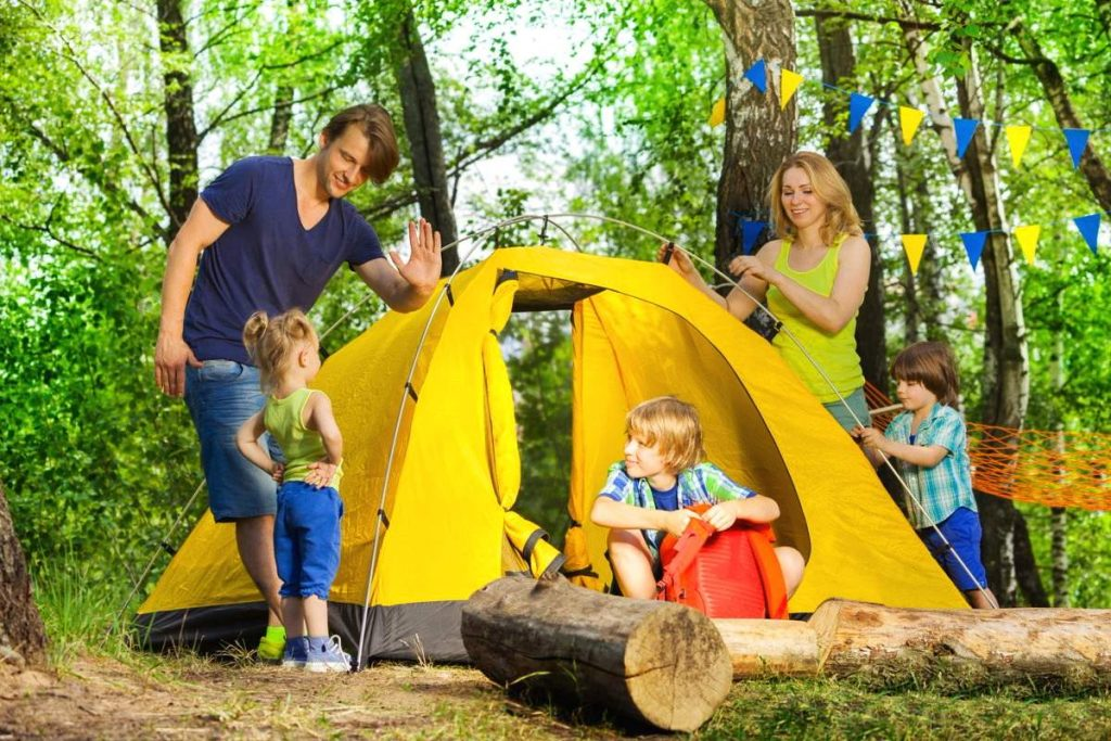 10 Best 4 Person Tents - Enjoy The Camping With Your Company!