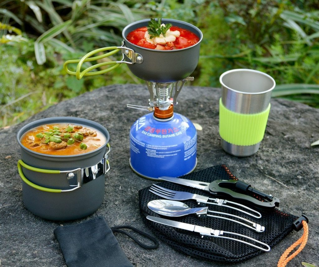 10 Best Camping Mess Kits — Get Ready for Camping!