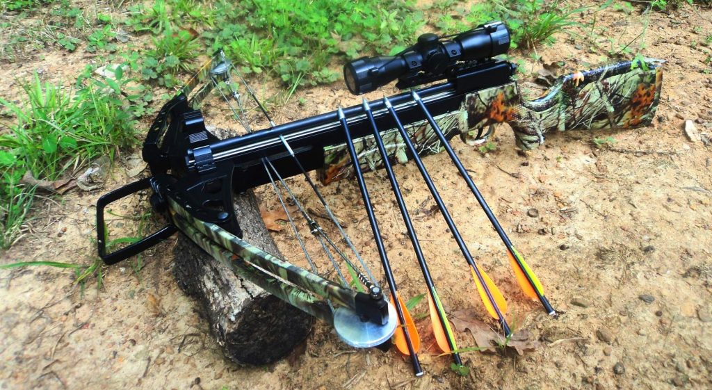 5 Best Crossbow Bolts for Sports and Hunting - Always Straight in the Target