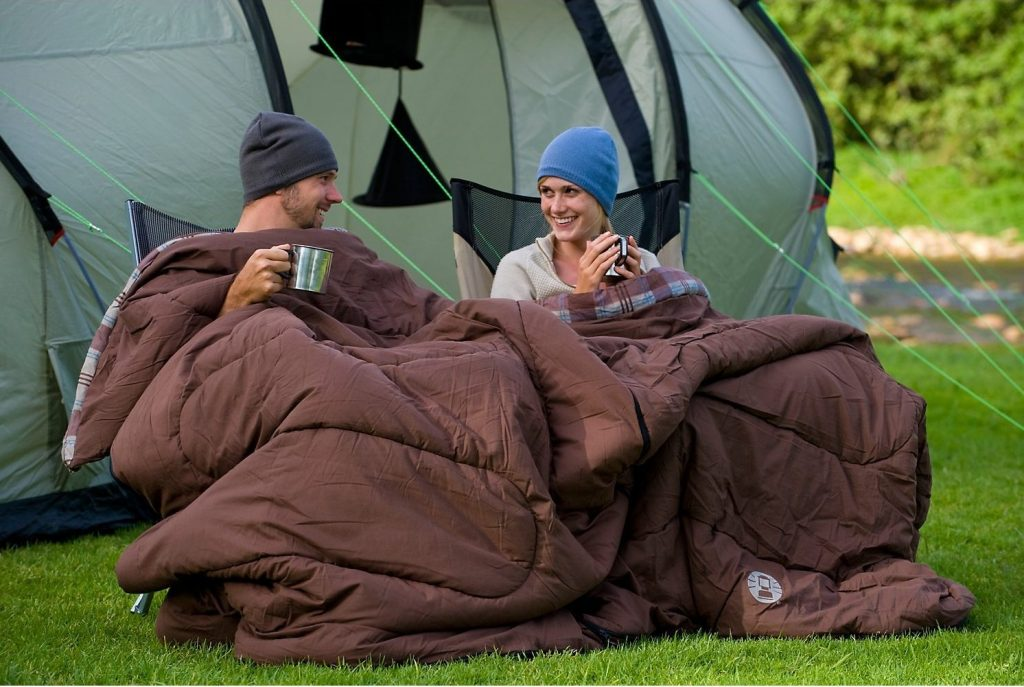 7 Cozy Double Sleeping Bags - Snuggle up and Stay Toasty Warm