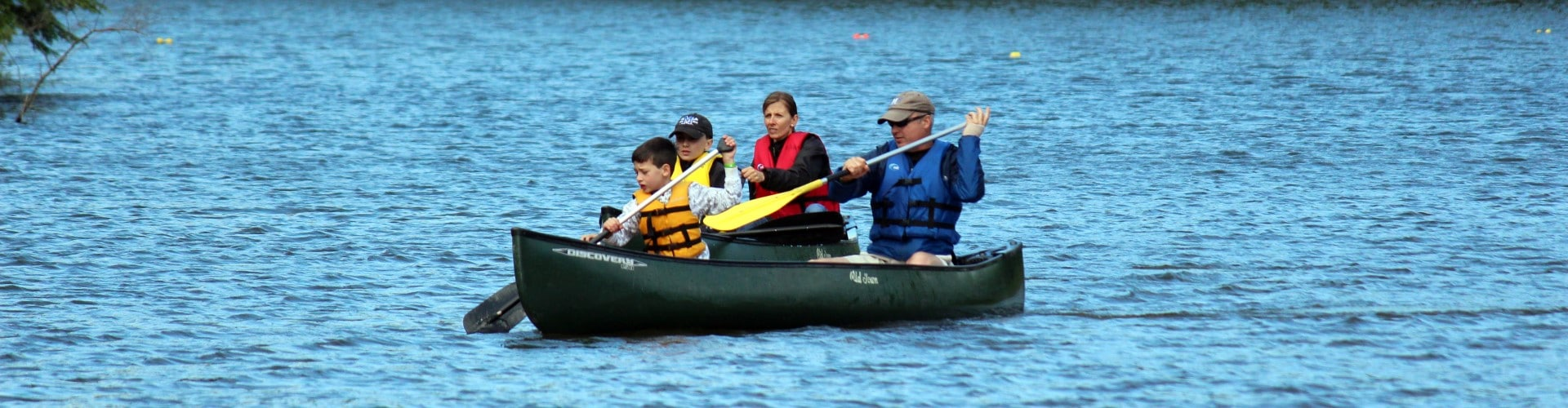 Best Family Canoes Reviewed in Detail