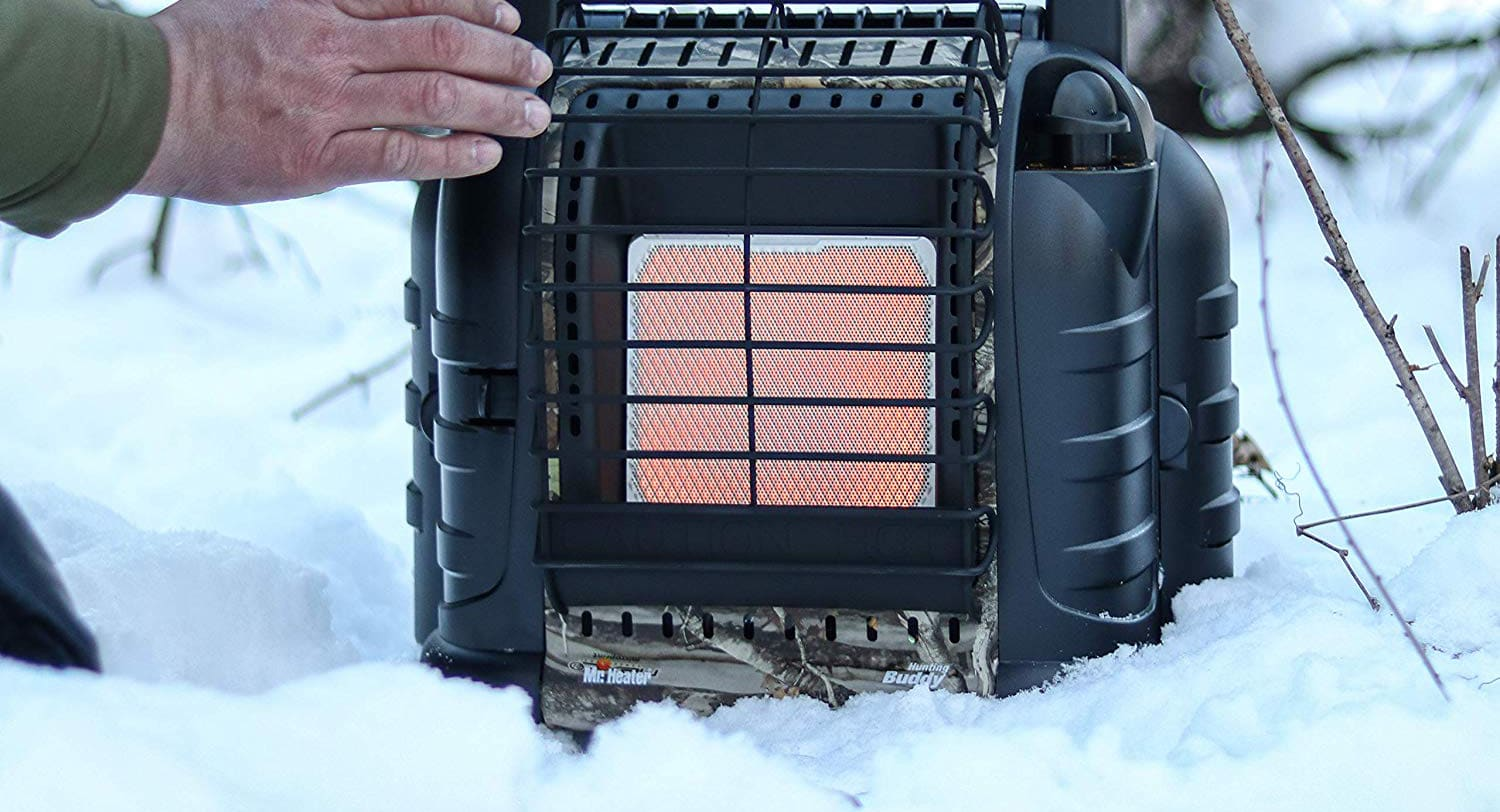 Best Tent Heaters Reviewed in Detail