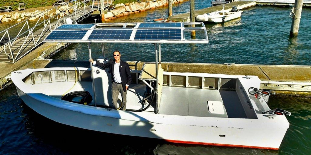 7 Most Powerful Marine Solar Panels - Innovative Energy Supply For Your Ship!