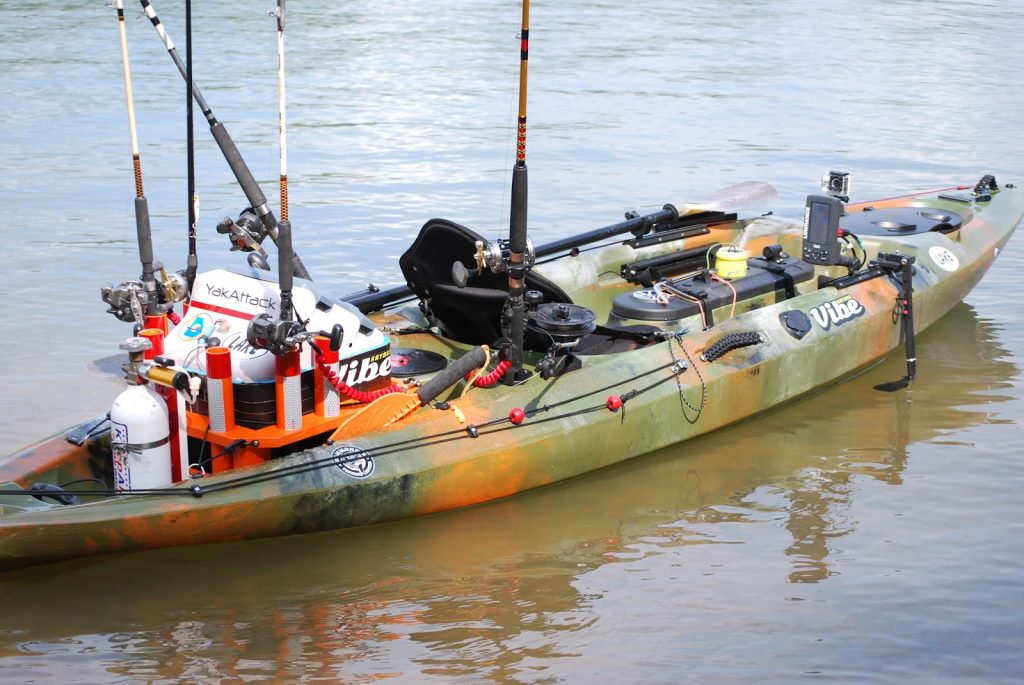 10 Best Fishing Kayaks under $1000 – The Best Quality You Can Get for the Money