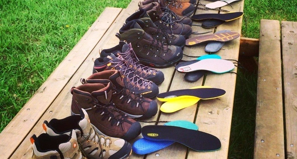 10 Great Hiking Boots for Flat Feet - No More Pain in Your Way!