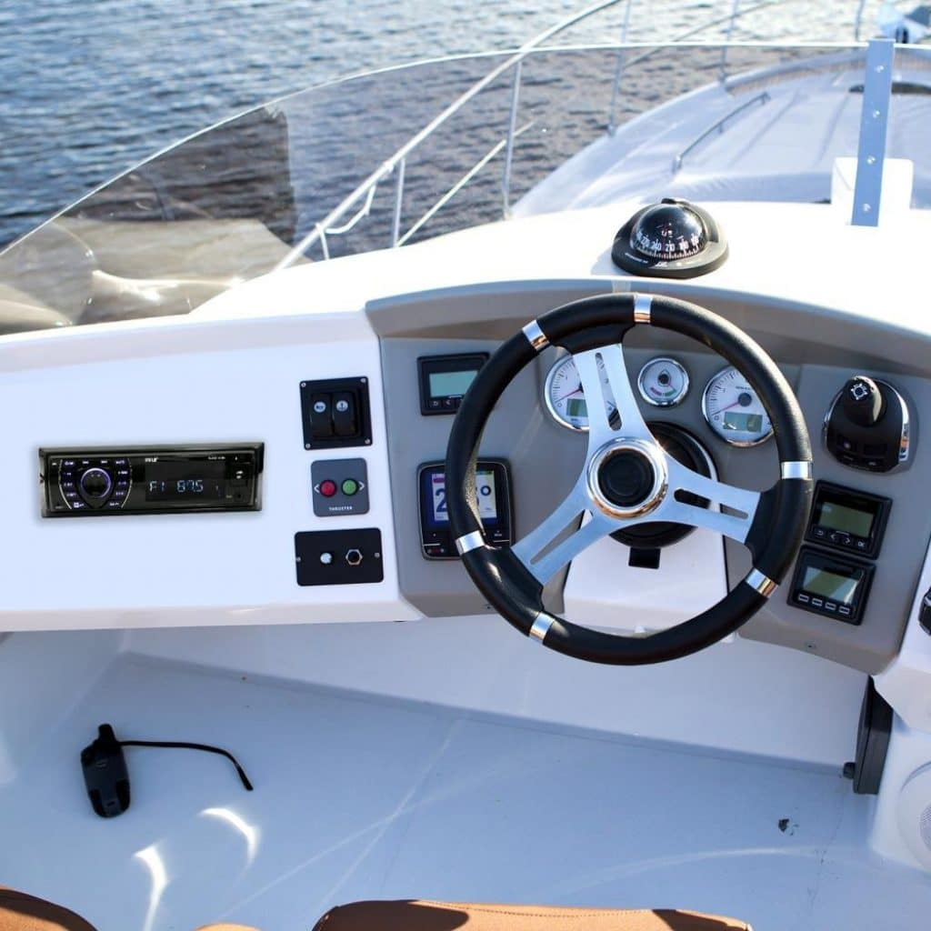 10 Most Fantastic Marine Stereos - Rock and Roll on the Water!