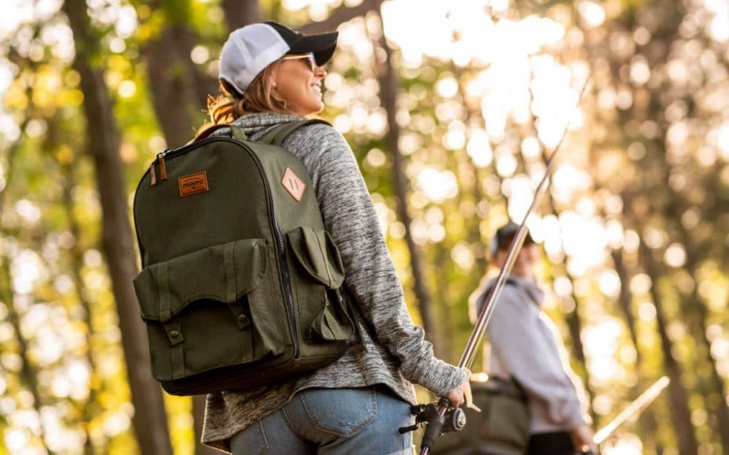 10 Outstanding Fishing Backpacks - Keep All the Tackles at Hand!
