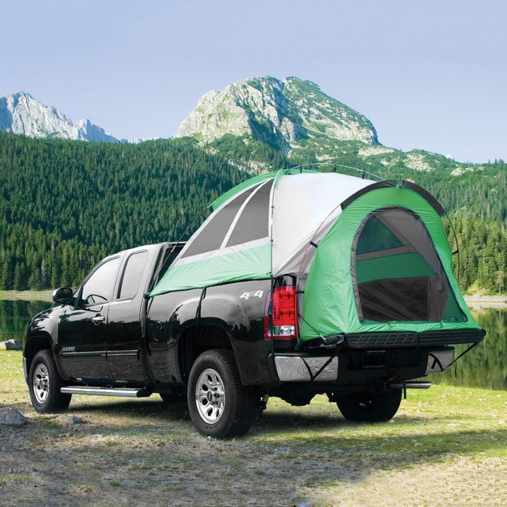 6 Most Amazing Truck Tents - Perfect Shelter off the Ground!