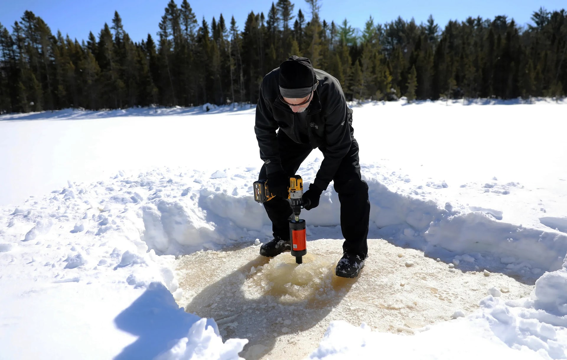 Best Drills for Ice Auger Reviewed in Detail