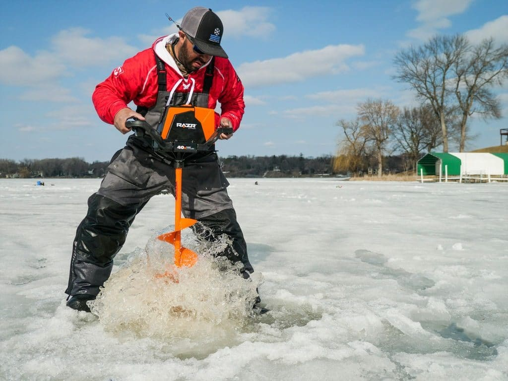 5 Most Impressive Electric Ice Augers - Highly Efficient and Silent Operation!