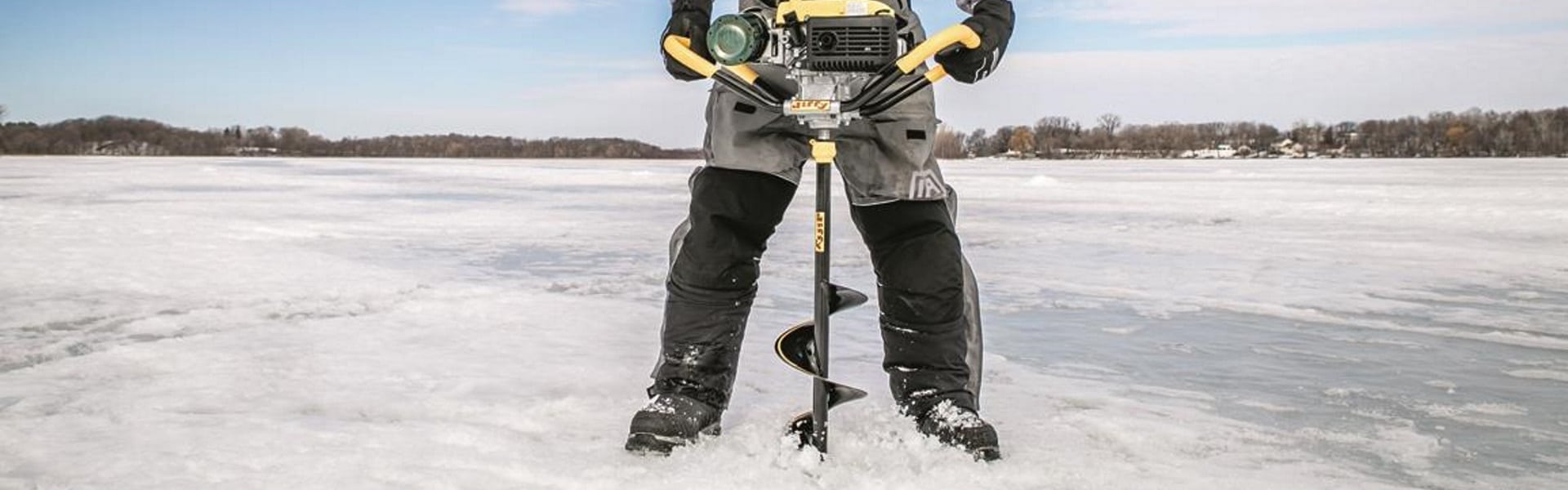 Best Electric Ice Augers Reviewed in Detail