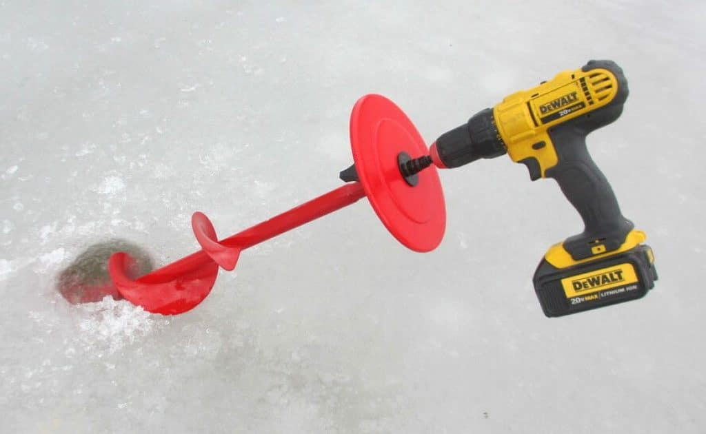 6 Best Hand Ice Augers - Get Through The Ice!
