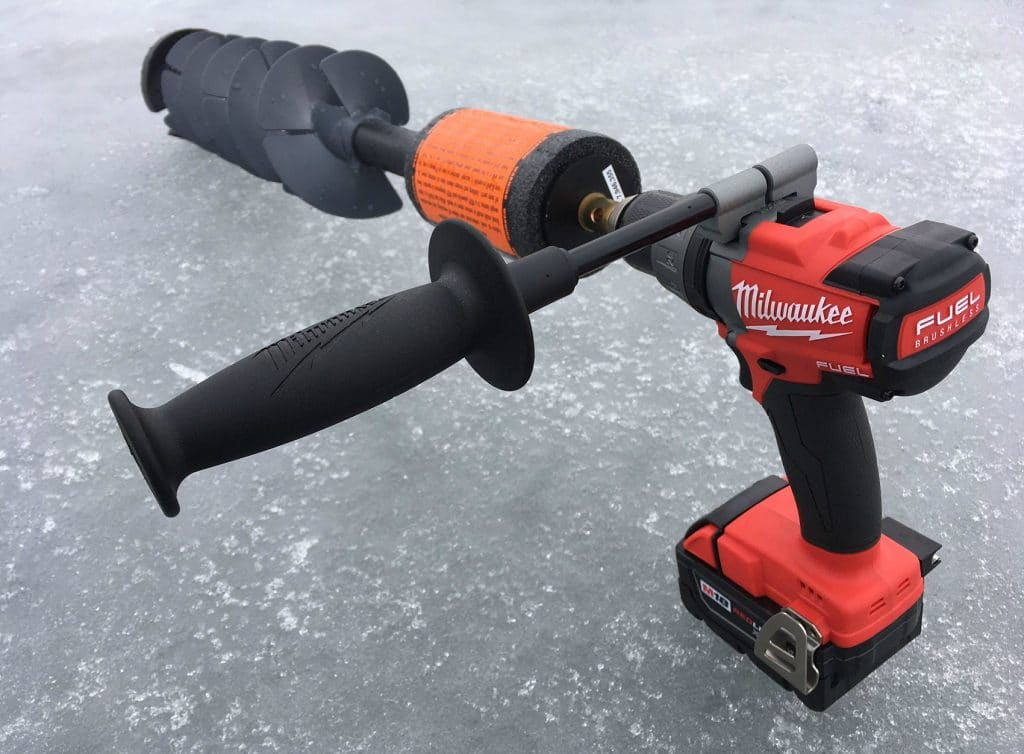 4 Best Drills for Ice Auger - When You Value Your Time
