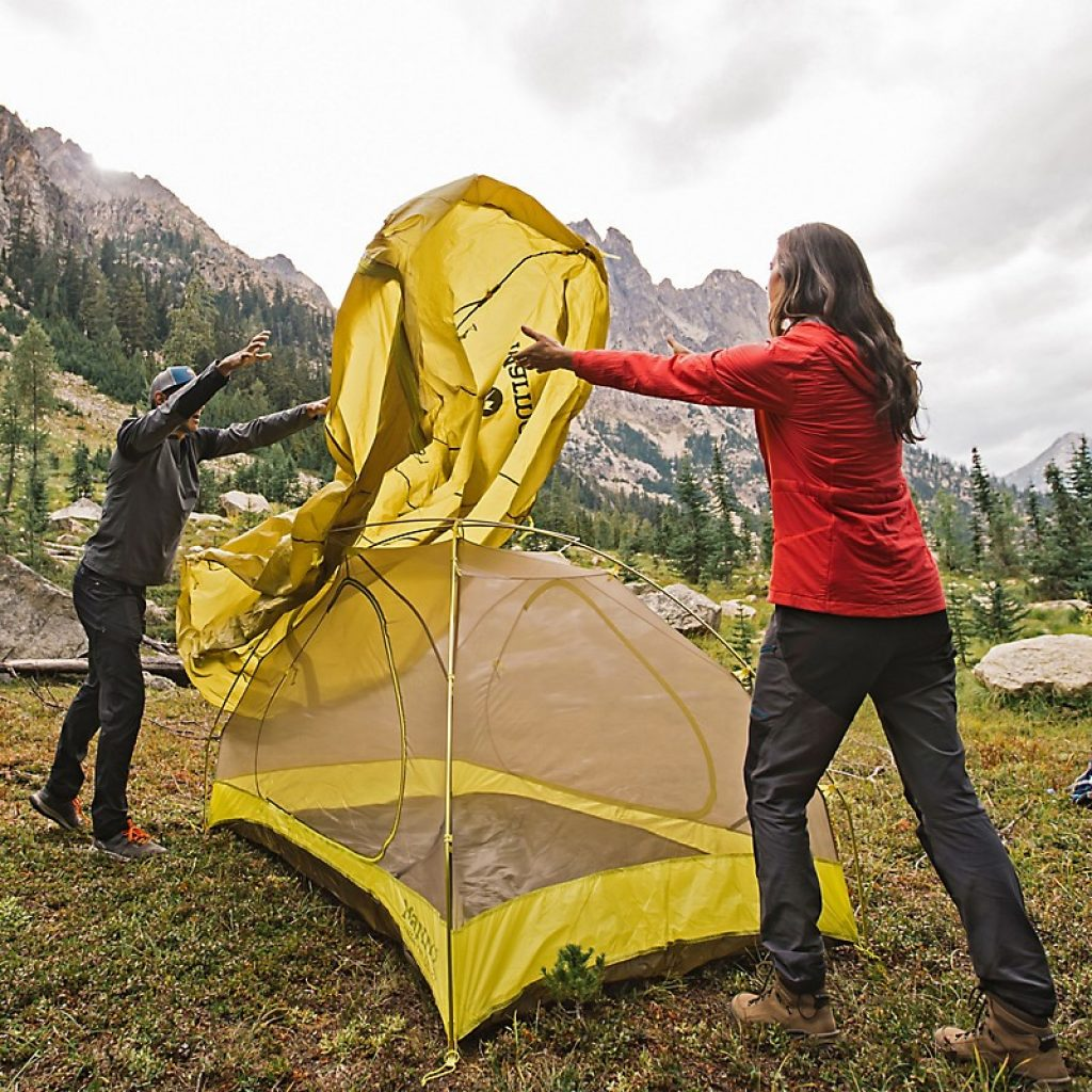 10 Most Amazing Backpacking Tents - Explore the Nature with Comfort!