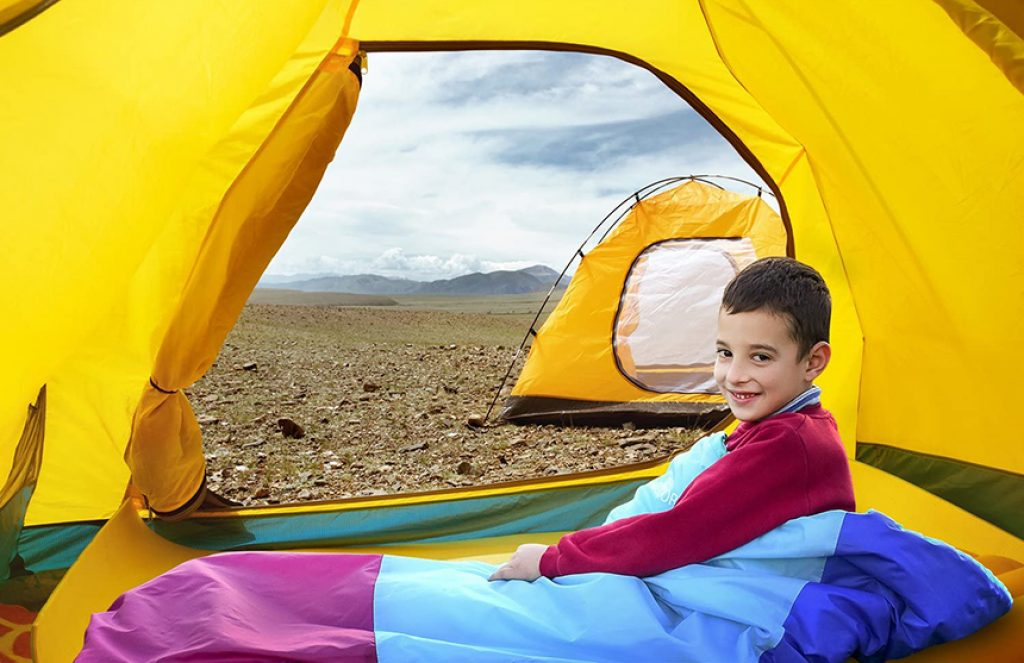 12 Best Sleeping Bags for Kids - Keep the Young Ones Warm!