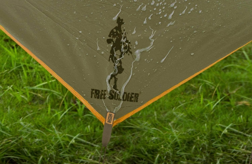10 Best Backpacking Tarps – Protect Yourself from Rain and Wind!
