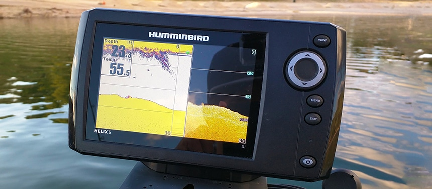 How to Read a Humminbird Fish Finder?