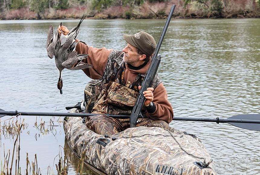 6 Best Duck Hunting Kayaks – Stay Hidden During Your Trips!