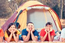 10 Most Comfortable 4 Person Tents – Enjoy The Camping With Your Company!