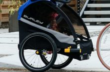 10 Outsanding Bike Trailers – Safety and Comfort for Your Passengers!