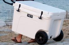 10 Outstanding Coolers with Wheels – Take Your Drinks with You!