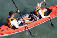 Top 9 Tandem Kayaks: Best Options for Fishing, Recreational Paddling, and Touring