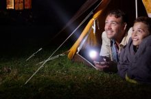 9 Best Camping Flashlights for All Budgets – Find Your Way Around in The Dark with Ease